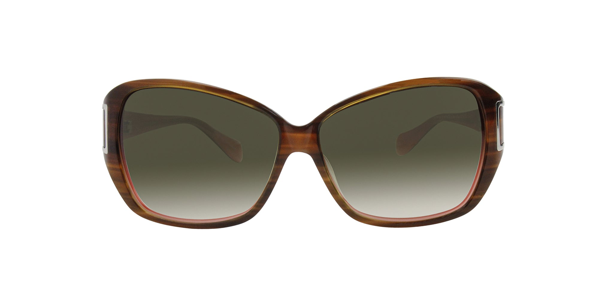 Oliver Peoples - ILSA Brown Butterfly Women Sunglasses - 60mm
