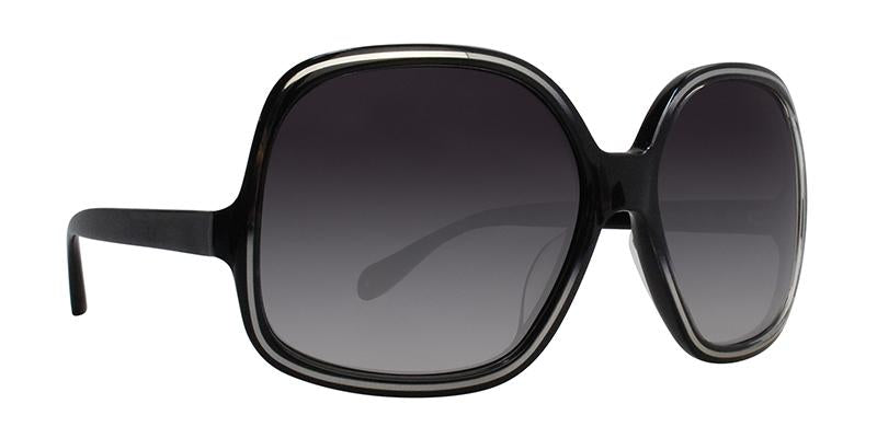 Oliver Peoples - Tayla Black Butterfly Women Sunglasses - 61mm