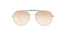Ray Ban - RB3540 Bronze Oval Unisex Sunglasses - 58mm