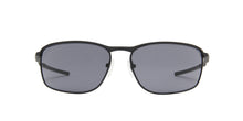 Oakley - Conductor 8 Black/Gray Rectangular Men Sunglasses - 60mm
