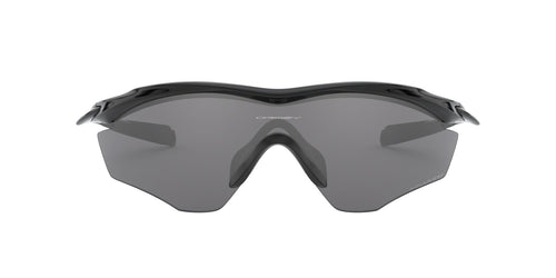 Oakley - OO9343 Black Shield Men Sunglasses - mm