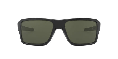 Oakley - OO9380 Matte Black Rectangle Men Sunglasses - 66mm