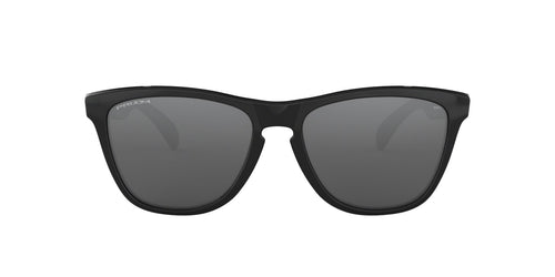 Oakley - OO9013 Polished Black Square Men Sunglasses - 55mm