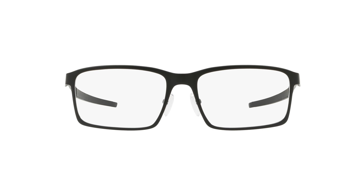 Oakley - OX3232 Satin Black Rectangle Men Eyeglasses - 52mm