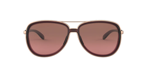 Oakley - OO4129 Crystal Raspberry Aviator Women Sunglasses - 58mm