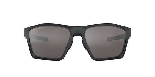 Oakley - OO9398 Polished Black Square Men Polarized Sunglasses - 58mm