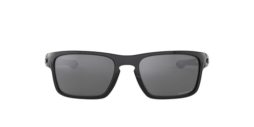Oakley - OO9409 Polished Black Square Men Polarized Sunglasses - 57mm