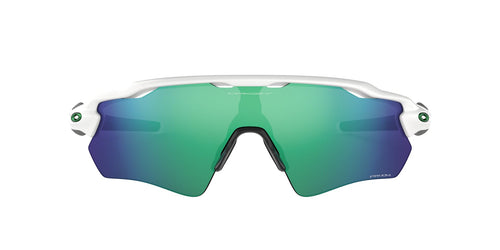 Oakley - Radar EV Path White/Prizm Jade Wrap Men Sunglasses - 38mm