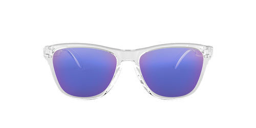 Oakley - OJ9006 Polished Clear Round Men Sunglasses - 53mm