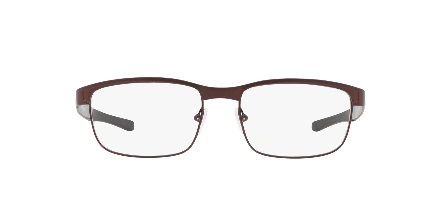Oakley - OX5132 Satin Corten Square Men Eyeglasses - 52mm
