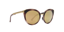 Oakley - Top Knot Rose Tortoise/Prizm Rose Gold Cat Eye Women Sunglasses - 56mm