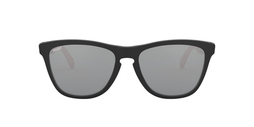Oakley - OO9428 Matte Black Ink Round Men Sunglasses - 55mm
