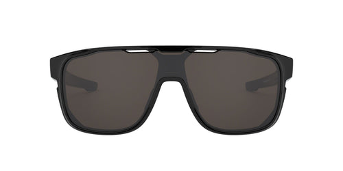 Oakley - OO9387 Polished Black Rectangle Men Sunglasses - 31mm