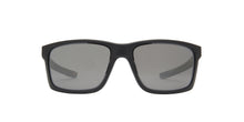 Oakley - Mainlink Matte Black/Prizm Black Rectangle Men Polarized Sunglasses - 61mm
