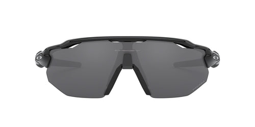Oakley - Radar EV Advancer Polished Black/Prizm Black Polarized Rectangle Men Sunglasses - 38mm