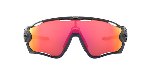 Oakley - Jawbreaker Carbon/Prizm Trail Torch Wrap Men Sunglasses - 31mm