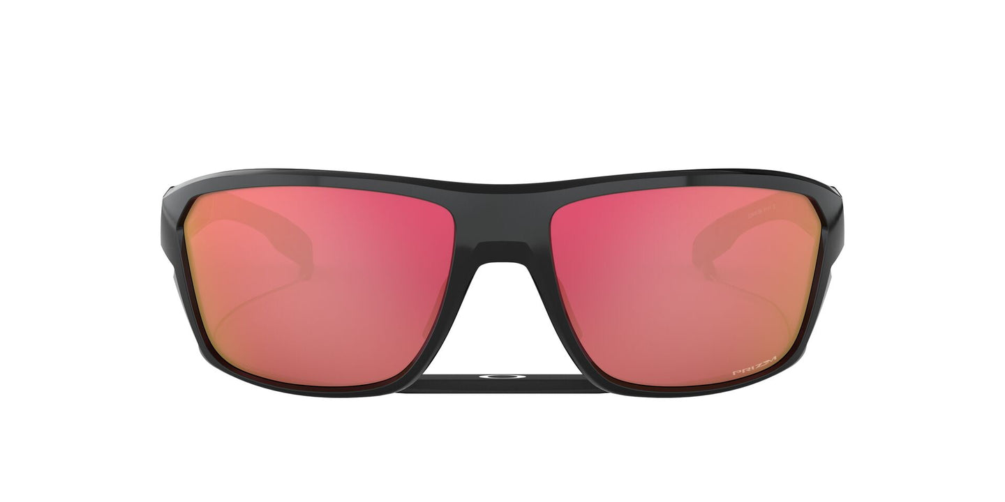 Oakley - OO9416 Polished Black Rectangle Men Sunglasses - 64mm