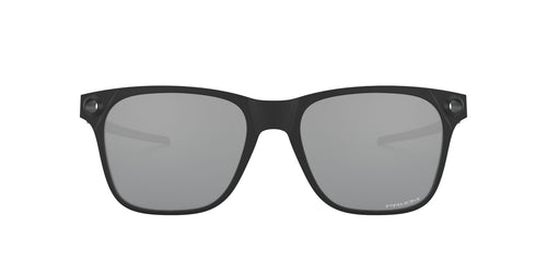 Oakley - Apparition Satin Black/Prizm Black Square Men Sunglasses - 55mm