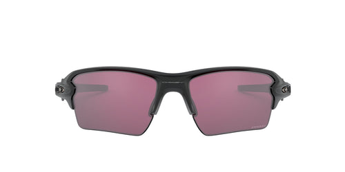 Oakley - Flak 2.0 XL Matte Black/Prizm Road Black Wrap Men Sunglasses - 59mm