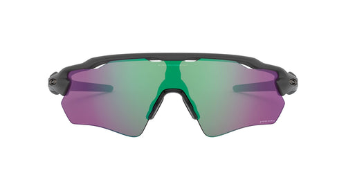 Oakley - Radar EV Path Steel/Prizm Road Jade Wrap Men Sunglasses - 38mm