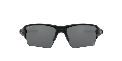 Oakley - Flak 2.0 XL Matte Black/Prizm Black Wrap Men Sunglasses - 59mm