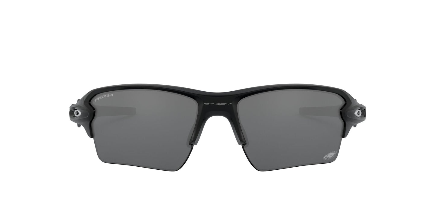 Oakley - Flak 2.0 XL Matte Black/Prizm Black Rectangle Men Sunglasses - 59mm