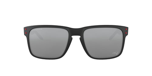 Oakley - Holbrook Matte Black/Prizm Black Square Men Sunglasses - 55mm