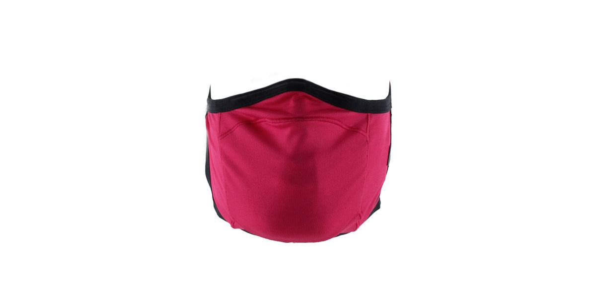 Oakley - Cloth Face Covering Fitted LGT Rubine Red