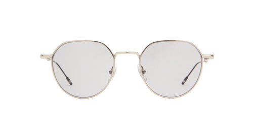 Montblanc - MB0060S Silver/Grey Panthos Men Sunglasses - 50mm