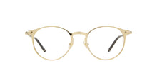 Montblanc - MB0070O Gold/Clear Panthos Men Eyeglasses - 50mm