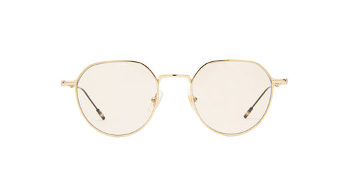 Montblanc - MB0060S Gold/Brown Panthos Men Sunglasses - 50mm