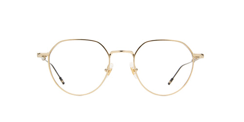 Mont Blanc - MB0060O Gold Panthos Men Eyeglasses - 50mm