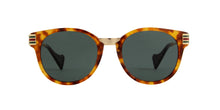 Gucci - GG0586S Havana Panthos Men Sunglasses - 50mm