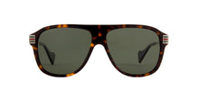 Gucci - GG0587S Havana Aviator Men Sunglasses - 57mm