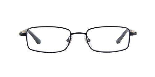 Ray Ban Jr - RJ1030 Black Rectangular  Eyeglasses - 45mm