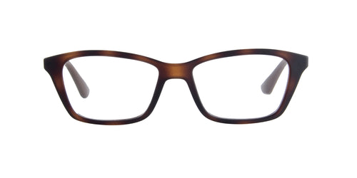 Ray Ban Jr - RY1540 Havana Rectangular Kids Eyeglasses - 46mm