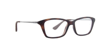 Ray Ban Jr - RY1540 Havana Rectangular Kids Eyeglasses - 48mm