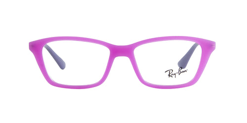Ray Ban Jr - RY1540 Lilac Cat Eye Kids Eyeglasses - 46mm