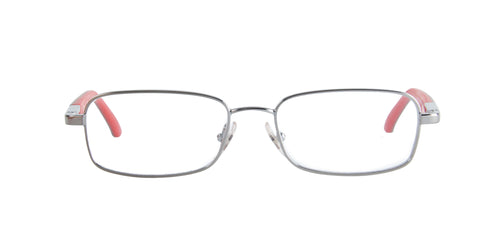 Ray Ban Jr - RY1035 Gunmetal Rectangular Kids Eyeglasses - 47mm