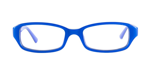 Ray Ban Jr - RY1529 Blue Rectangular  Eyeglasses - 47mm