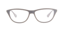 Ray Ban Rx - RX7042 Gray Cat Eye Women Eyeglasses - 52mm