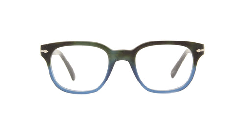 Persol PO3093V Brown / Clear Lens Eyeglasses