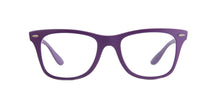 Ray Ban Rx - RX7034 Matte Violet Square Women Eyeglasses - 52mm