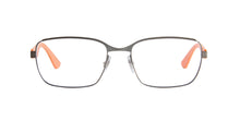 Ray Ban Rx - RX6308 Matte Gunmetal Rectangular  Eyeglasses - 53mm