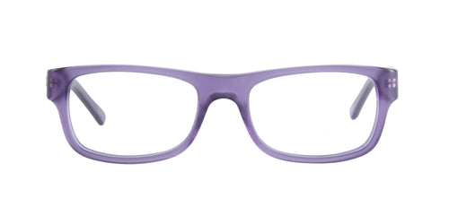Ray Ban Rx - RX5268 Lilac Rectangular Women Eyeglasses - 48mm