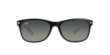 Ray Ban - New Wayfarer Black Wayfarer Women Sunglasses - 55mm