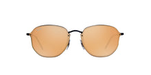 Ray Ban - RB3579N Blue Oval Women Sunglasses - 58mm