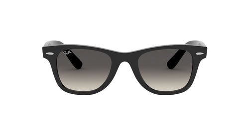 Ray Ban Jr - RJ9066S Black Square Unisex Sunglasses - 47mm