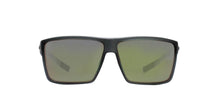 Costa Del Mar - Rincon Smoke Crystal/Green Mirror Polarized Rectangular Men Sunglasses - 63.5mm