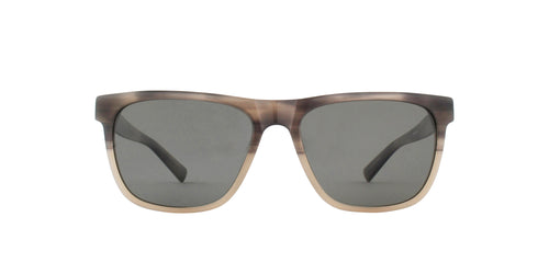 Costa Del Mar - Apalach Shiny Sand Dollar/Gray Mirror Polarized Square Unisex Sunglasses - 59.6mm